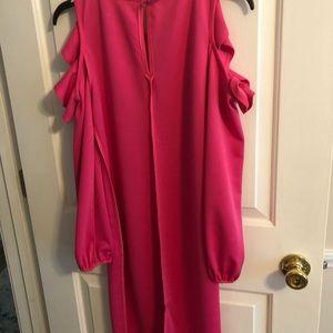 Pinkblush maternity dress superb quality worn once